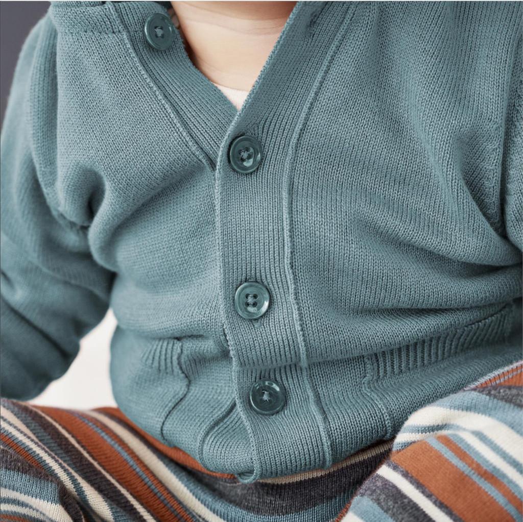 Baby Organic Cotton Jacket