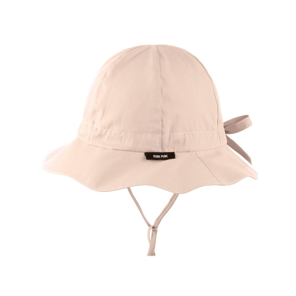 Organic Cotton Summer Hat Color: 041 peach blush
