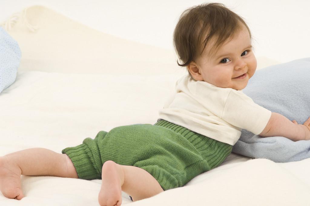 Disana Organic Merino Wool Diaper Cover