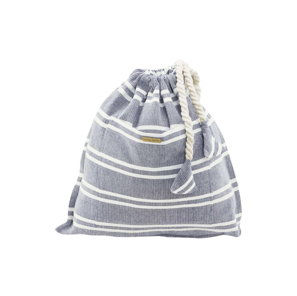 Poncho, Organic Cotton