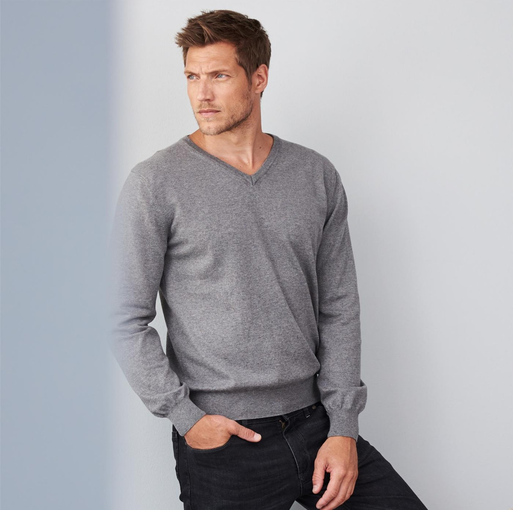 Men Sweater, Organic Cotton