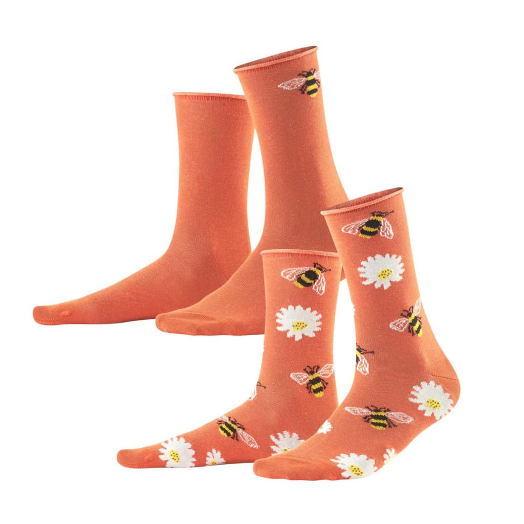 Women's Organic Cotton Socks
