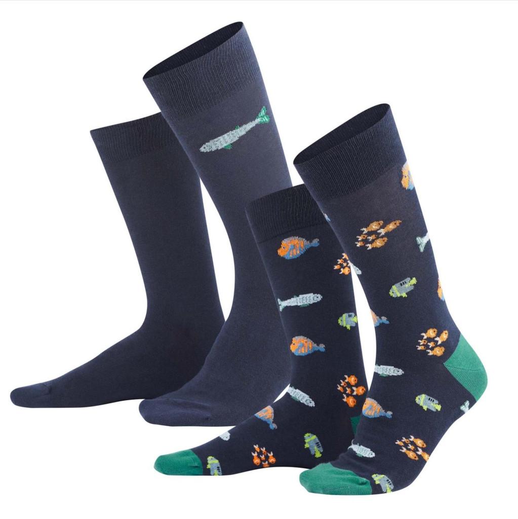 Men's Organic Cotton Socks