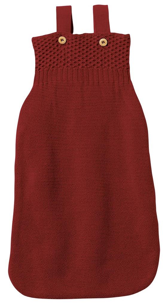 Disana Organic Merino Wool Sleepsack Color: Bordeaux