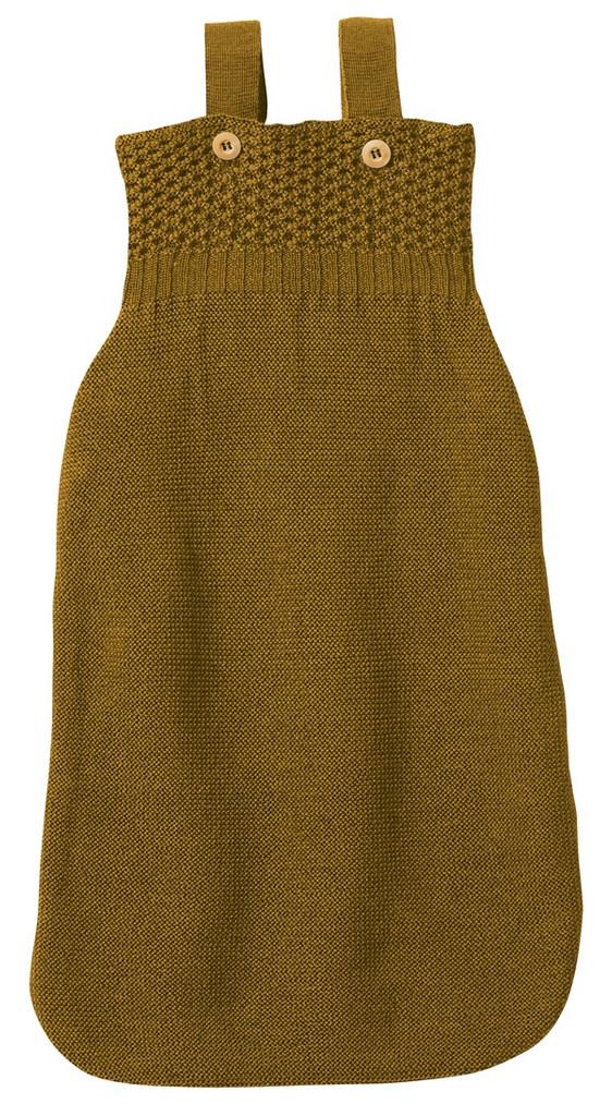 Disana Organic Merino Wool Sleepsack Color: Gold