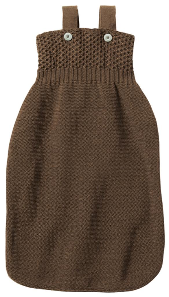 Disana Organic Merino Wool Sleepsack Color: Hazelnut