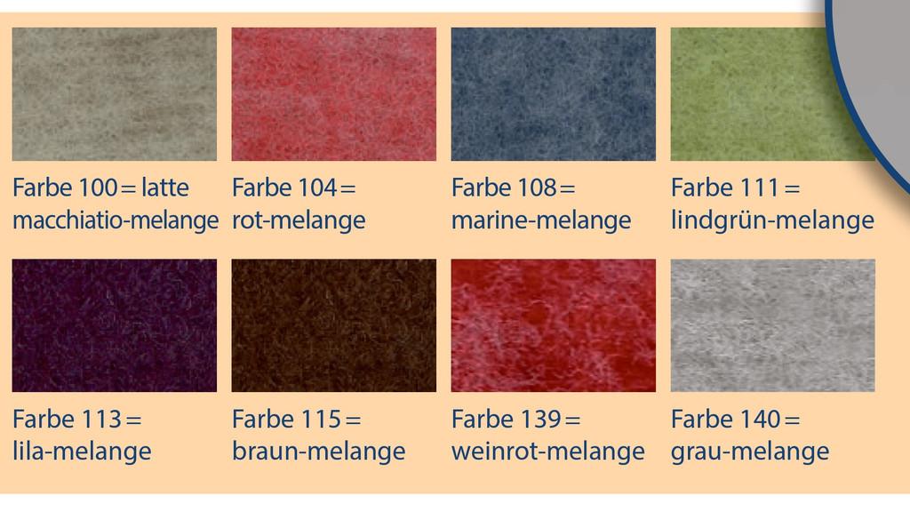 Cosilana Wool Fleece Colors
