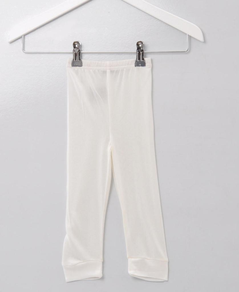 Organic Silk Baby Leggings