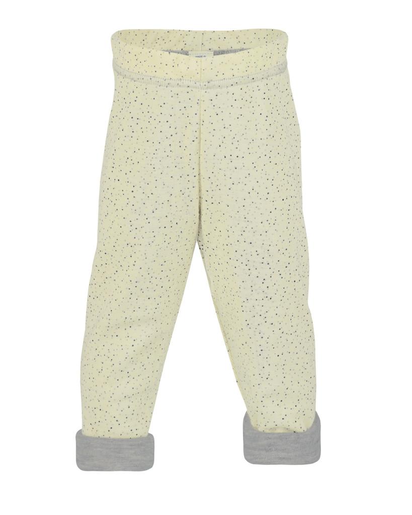 Wool Silk Baby Pants Reversible