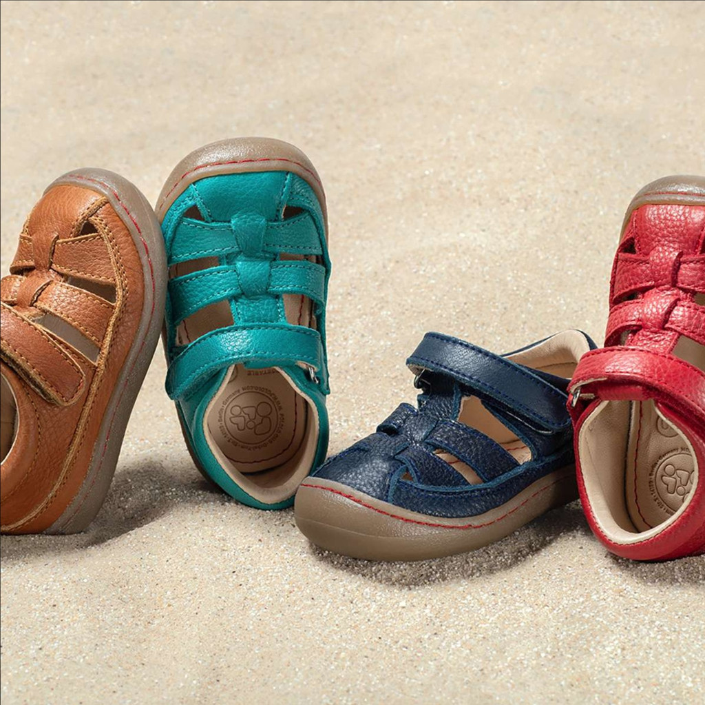 "Natural Leather Sandals | Pololo ""Verano"""