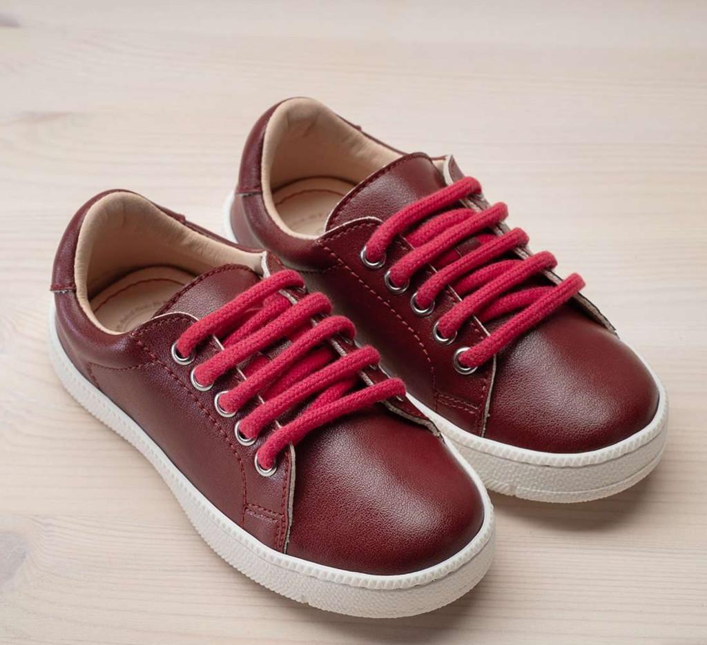 Sneaker Maxi VEGAN   Pololo Color: Red