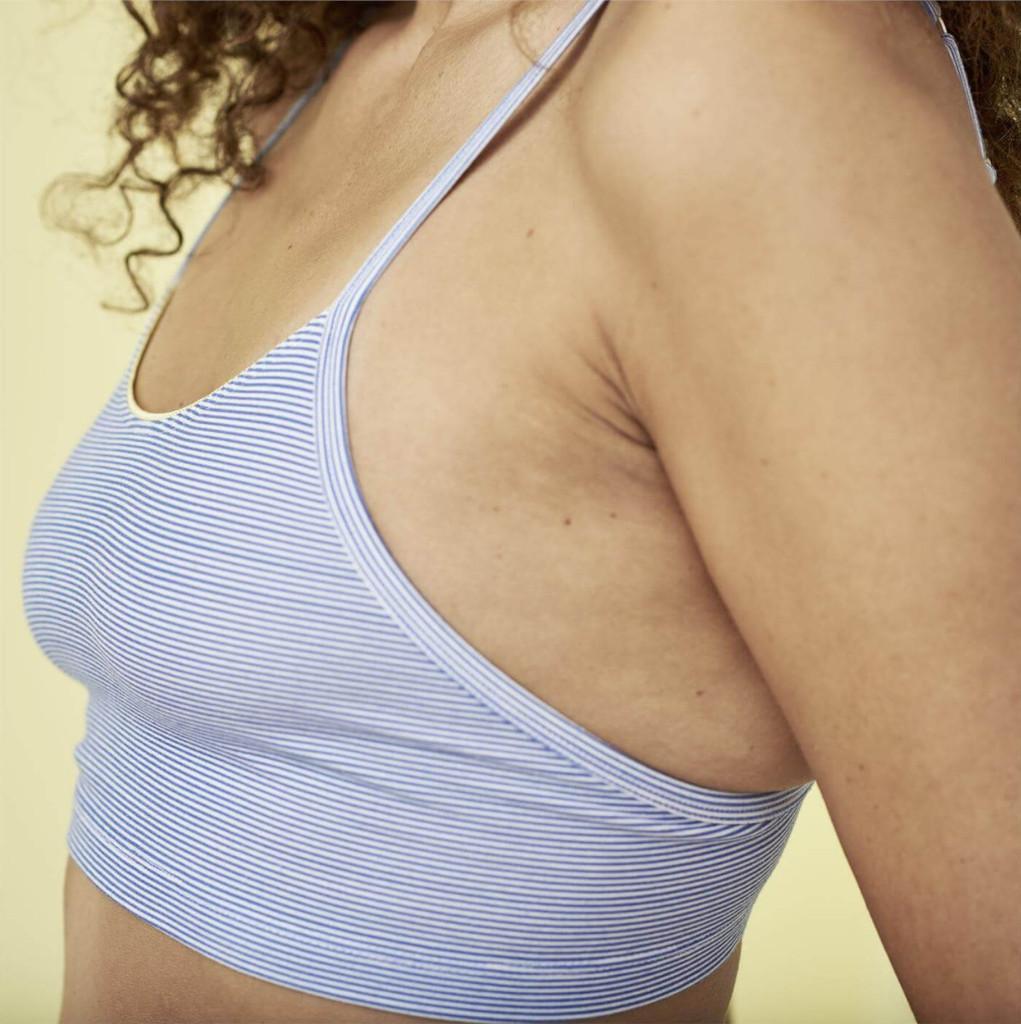 Women's Organic Cotton Bustier