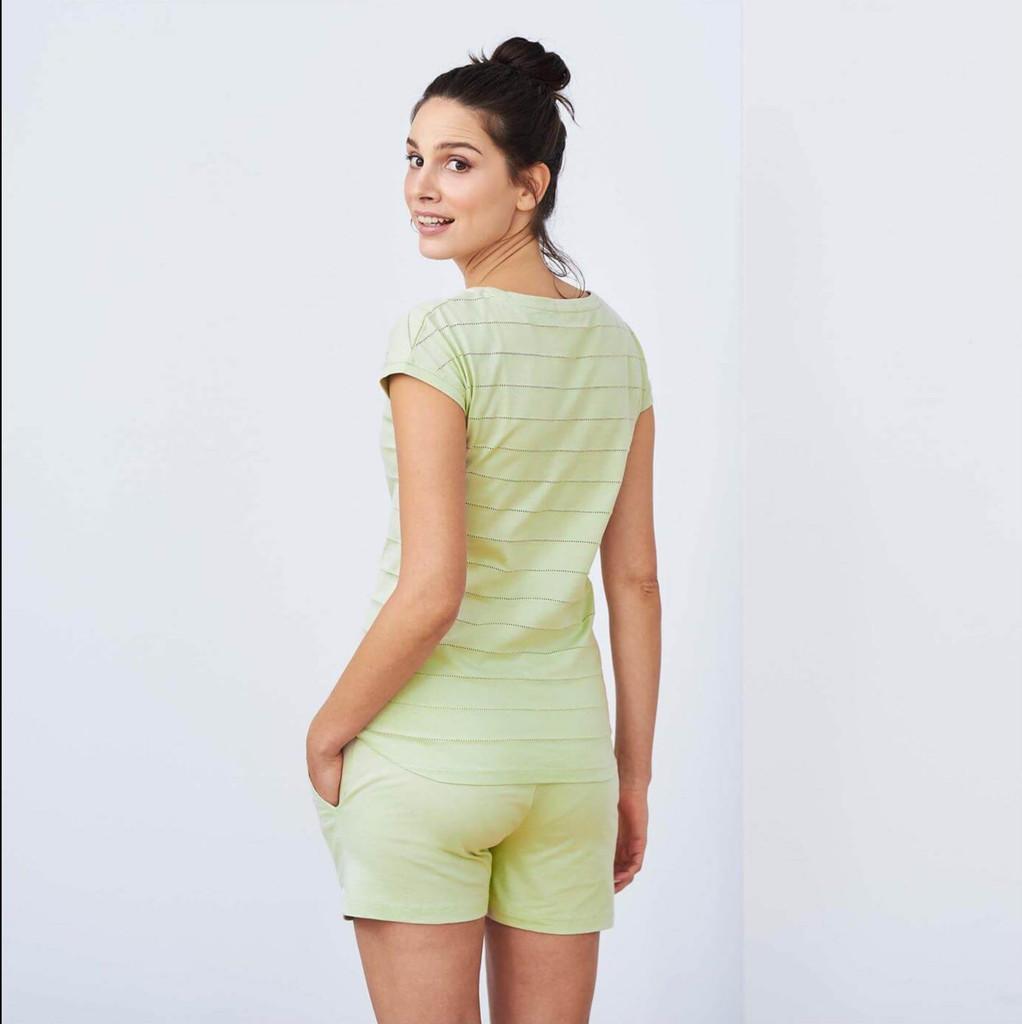 Women's Organic Cotton Sleep shorts