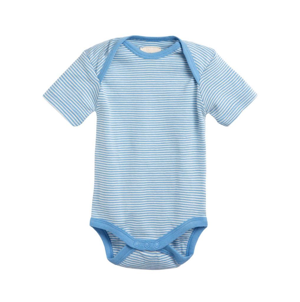 Organic Cotton Short Sleeved Bodysuit