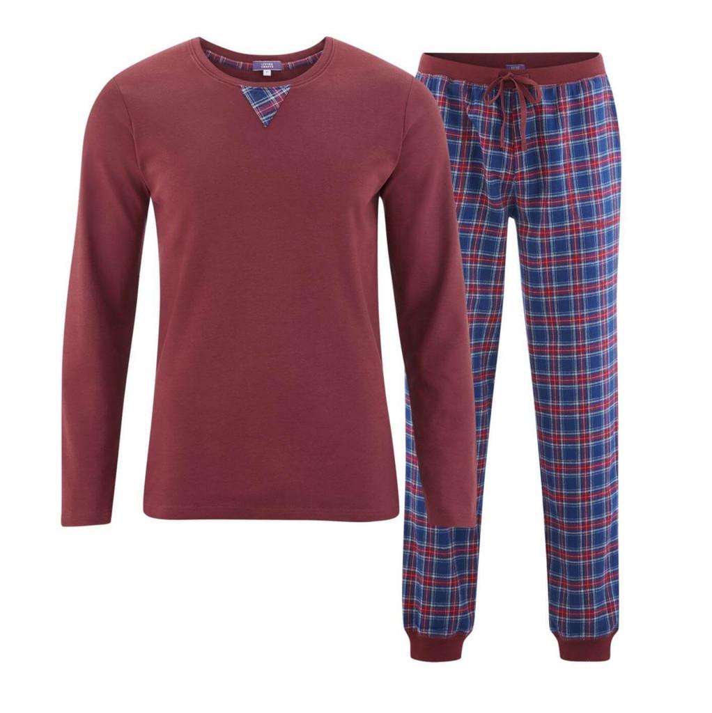 Man Organic Cotton Pyjamas