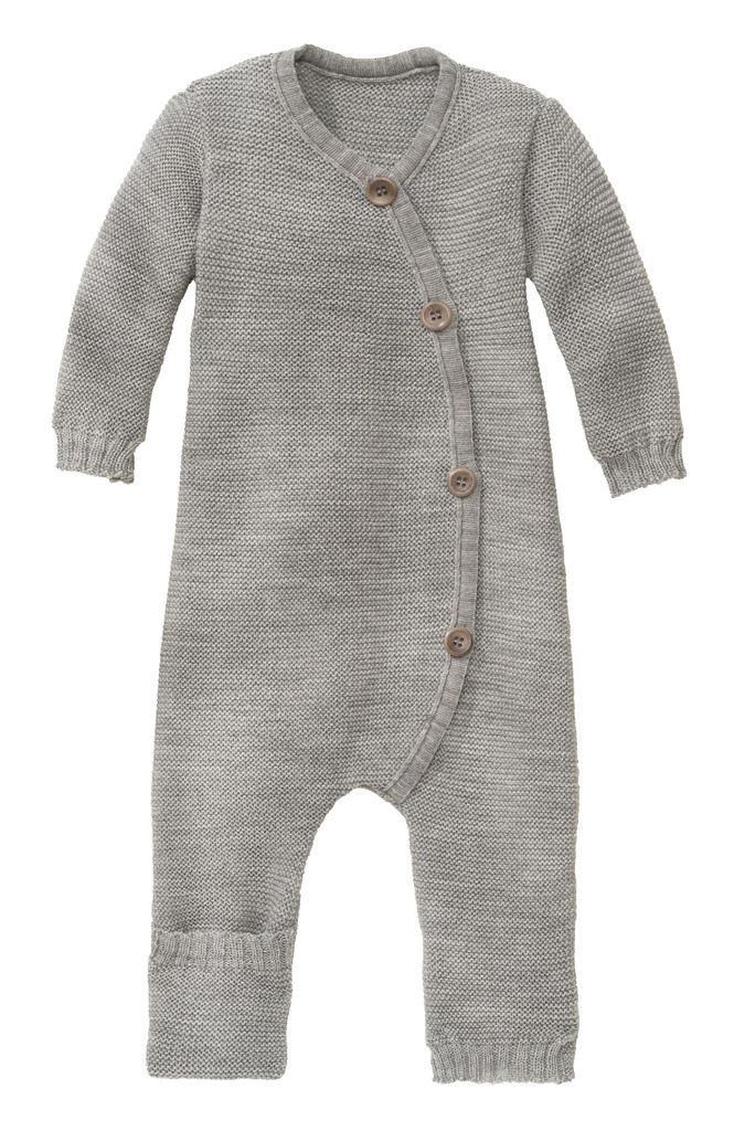 Disana Organic Babies Knitted Wool Romper