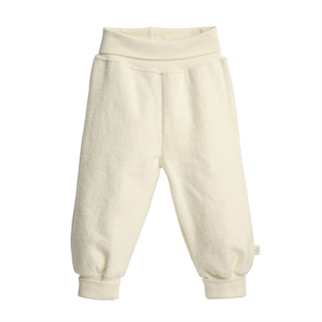Organic Cotton Brushed Terry Pants