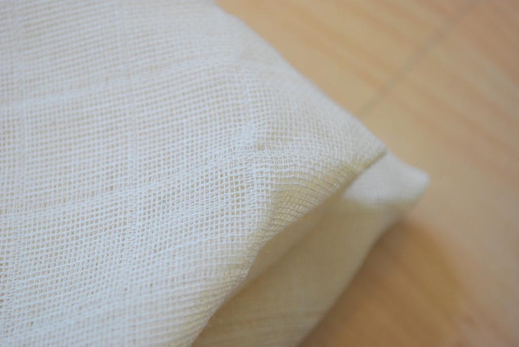 100% Organic Cotton Muslin
