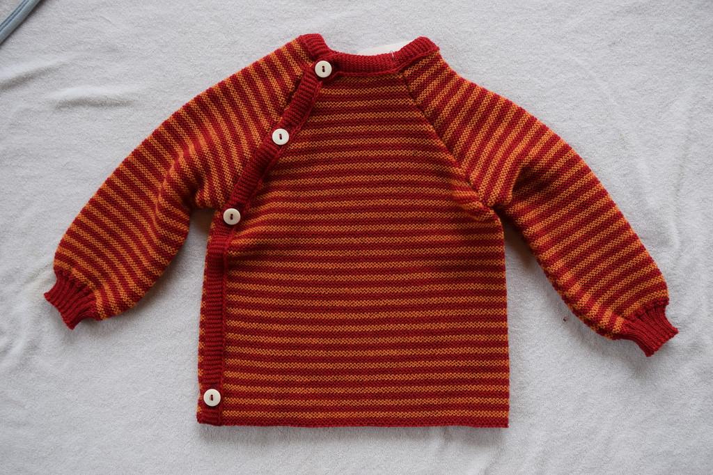 Burgandy / Cayenne Stripes