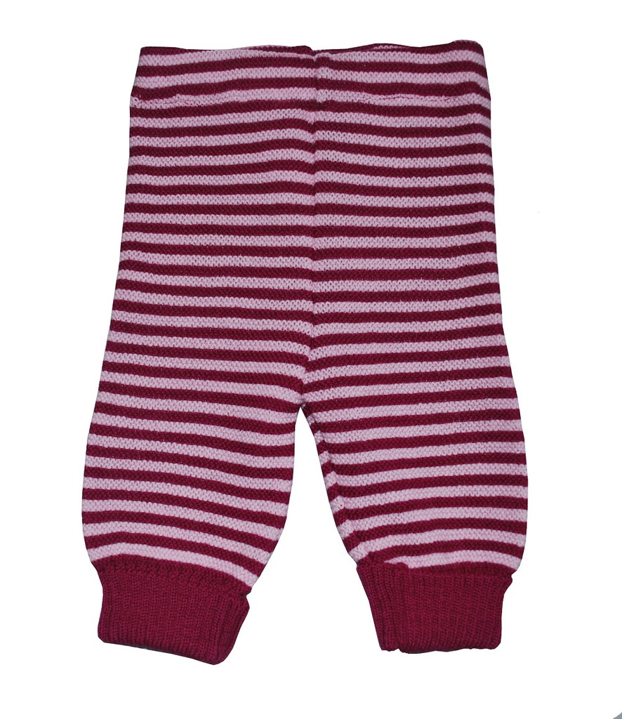 Berry/ Pink Stripes