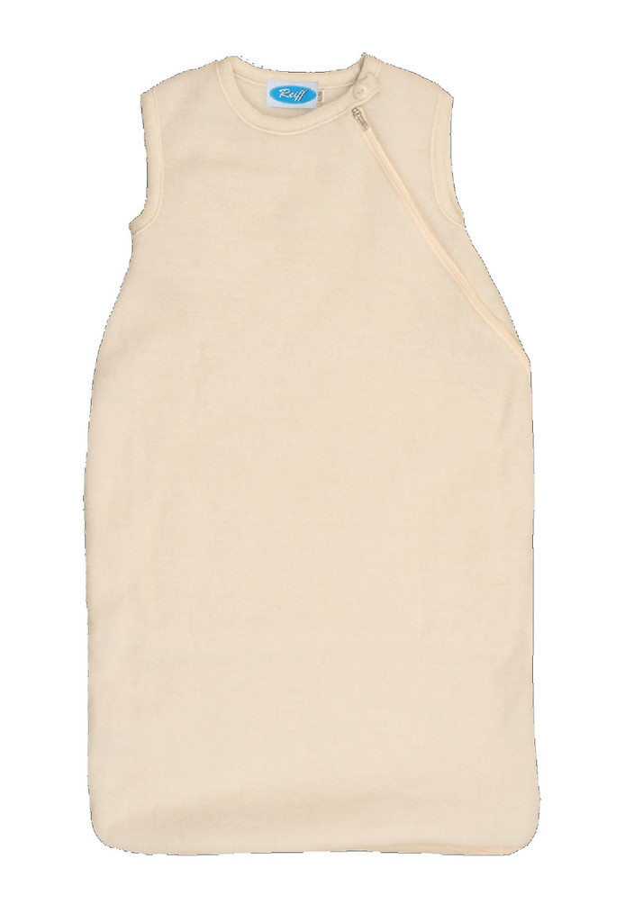 Organic Wool Fleece Sleep Sack Color: Natural