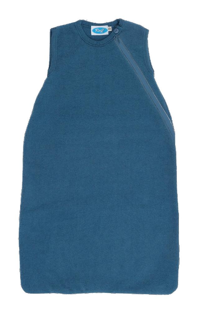Organic Wool Fleece Sleep Sack Color: Pacific