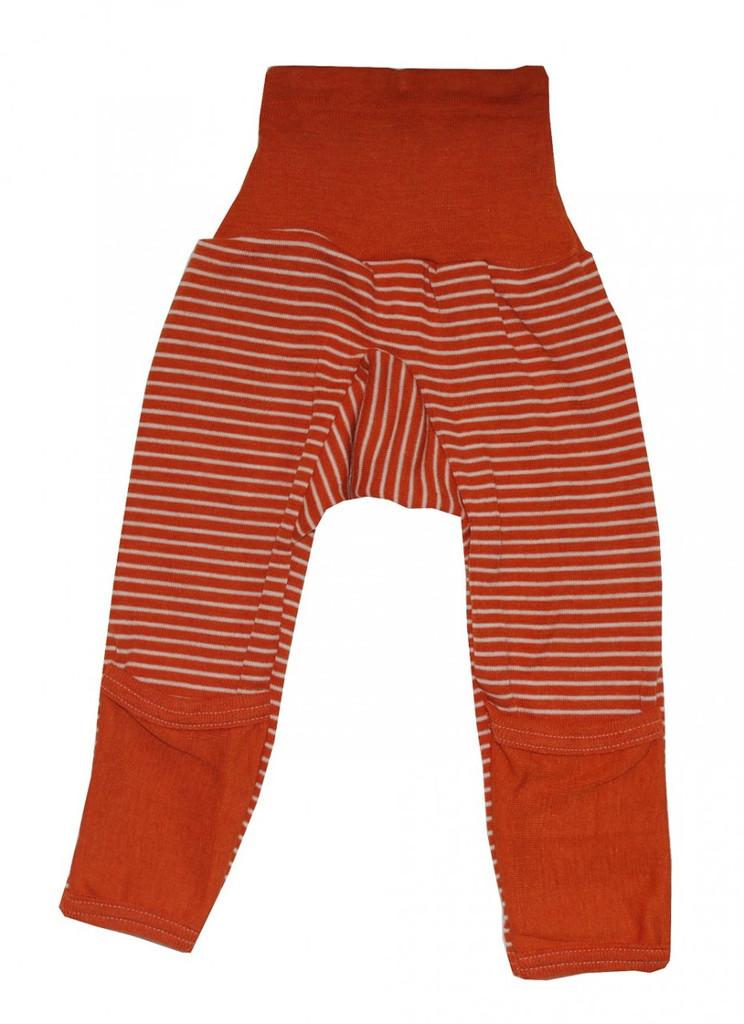 Saffron Orange Stripes