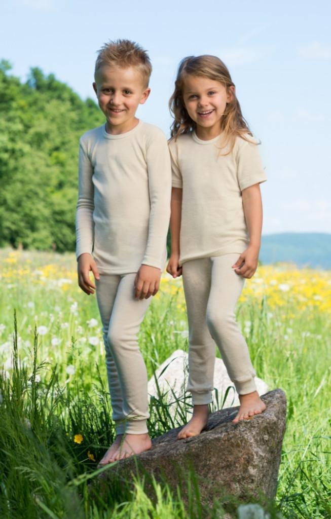 Engel Organic Merino Wool Children's Long Johns ( pants only )