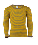 Engel Organic Wool/ Silk Children's Long Sleeved Shirt