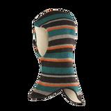 Emerald/ Brown Stripes