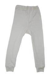 ngel Organic Merino Wool/Silk Children's Long Johns