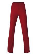Organic Wool/ Silk Women's Pajama Pants Color: 66E malve