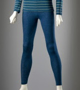 Organic Wool Leggings for Women
