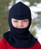 Ruskovilla Organic Wool Children's Ski Mask
