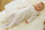 Ruskovilla Organic Merino Wool Sleep Sack without Sleeves