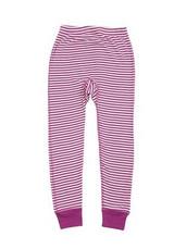 Purple/ Natural stripes
