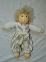 Organic Cotton Waldorf Doll | Clara Natural
