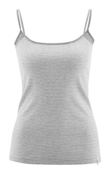 "Women's Sleeveless Shirt |  Organic Cotton ""AMELIE"""