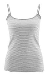 "Women's Sleeveless Shirt    Organic Cotton ""AMELIE"""