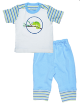 Organic Cotton T-Shirt w/ Pants | Under the Nile