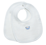 Sherpa Drool Bibs | Organic Cotton  2 pack