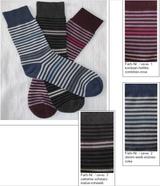 Organic Cotton Women's Socks | Grodo 32182