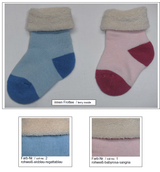 Organic Cotton Baby Socks | Grodo 12755