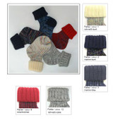 Organic Wool Cotton Baby Socks