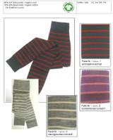 Organic Wool Cotton Kids' Leggings
