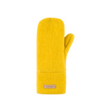 Babies Kids Organic Wool Mittens Color:   09 lemon curry