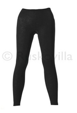 Ruskovilla Organic Merino Wool Silk Women Leggings