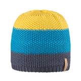 Organic Wool Cotton Silk Hat for Kids Color: 301 dark ink