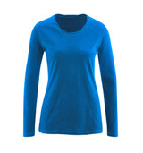 Women's Organic Cotton Long Sleeved Shirt Color:
