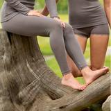 Organic Wool Silk Women's Leggings